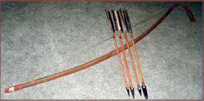 authentic indian bows plains indian bows amp arrows