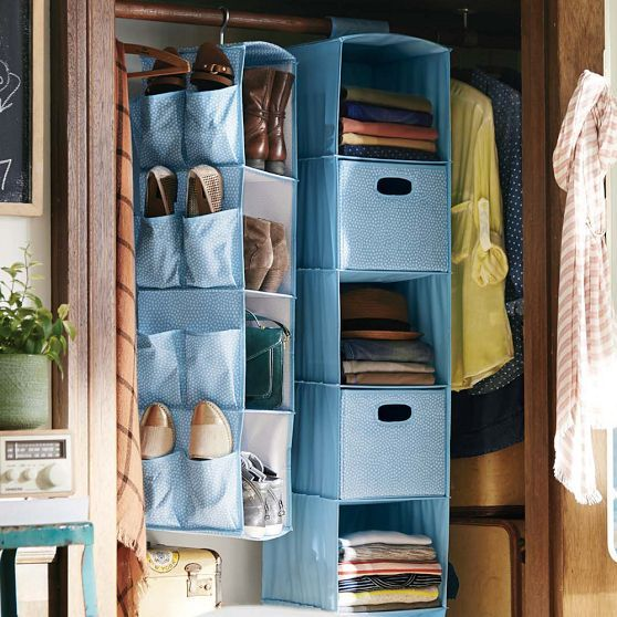 Mini Dot Closet Storage Set