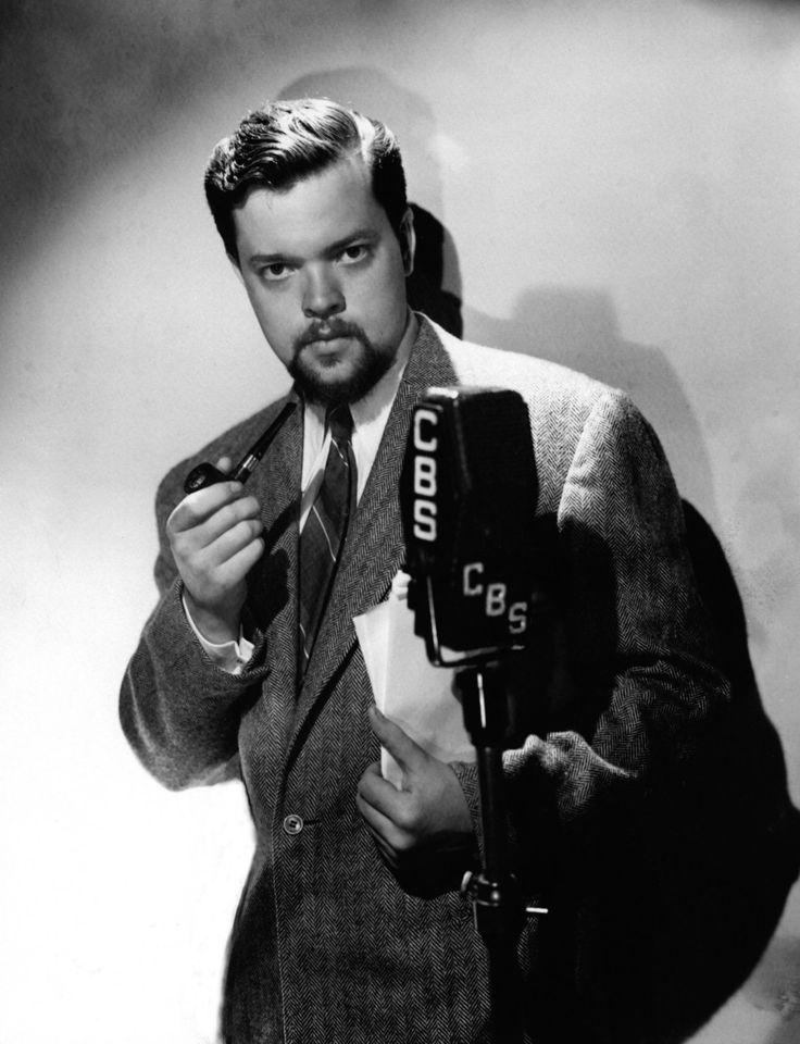Orson Welles filmography