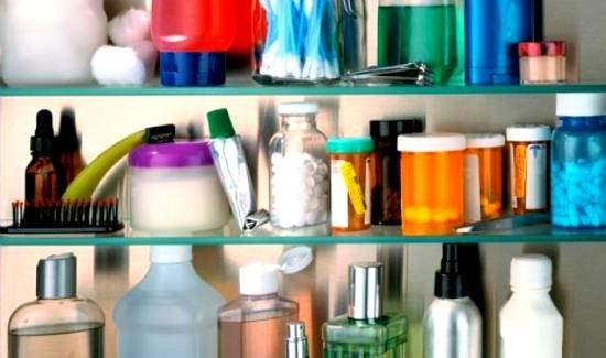 Вредные и опасные ингредиенты, компоненты в косметике