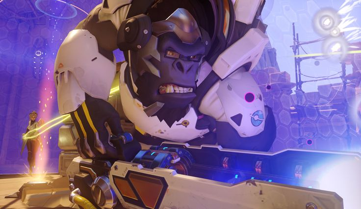 New 'Overwatch' Lore Details Events At The Horizon Lunar Colony, Likely Teasing Upcoming Content