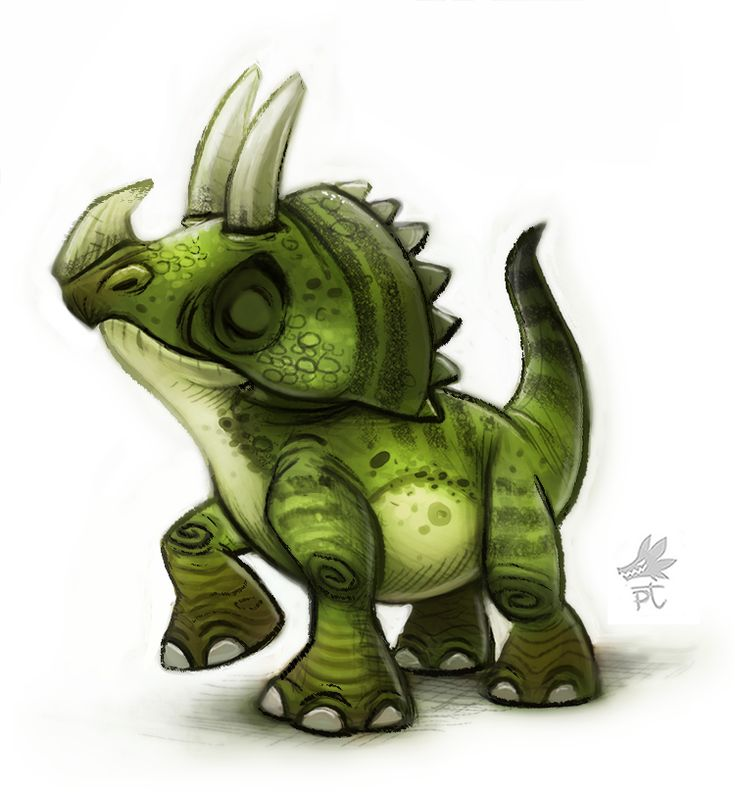 Daily Paint 649. The Jurassic Book Project by Cryptid-Creations.deviantart.com on @deviantART