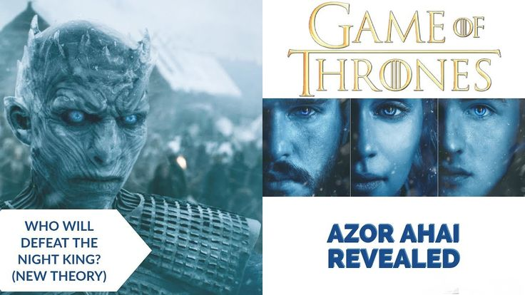 [EVERYTHING]I just saw this very different and striking Azor Ahai theory on Youtube. It is such a different approach than the other ones gave me goosebumps. I thought maybe someone else would enjoy it too.