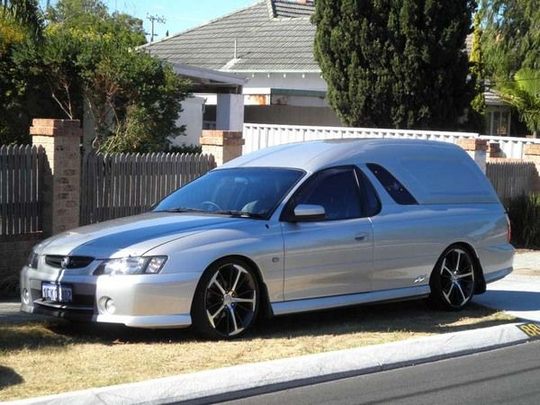 2003 HOLDEN COMMODORE SS VY $25500