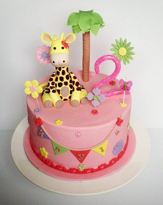 29 best Cake Giraffe images on Pinterest Giraffe cakes Animal