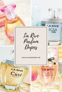 La Rive Dupes – Lieblingsdüfte zum kleinen Preis