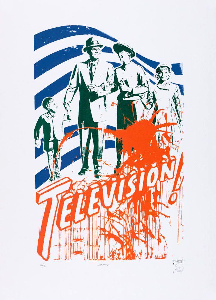 """""""Televisión"""""""