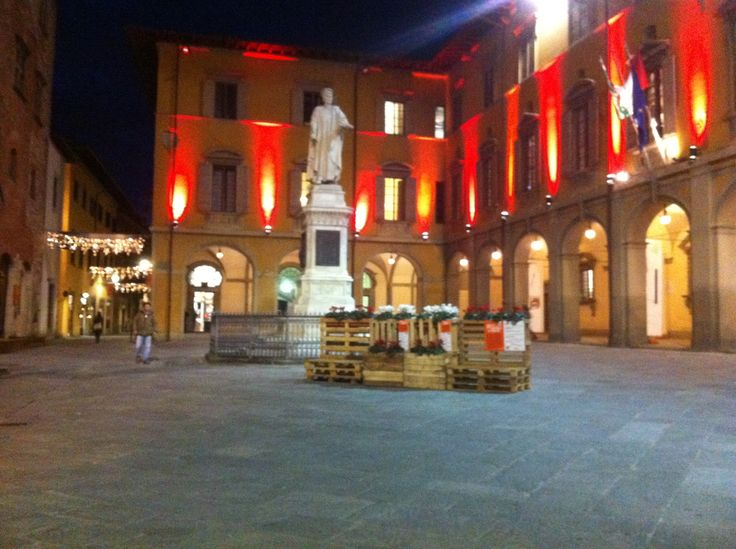 #Cristmastime in #Prato #Tuscany