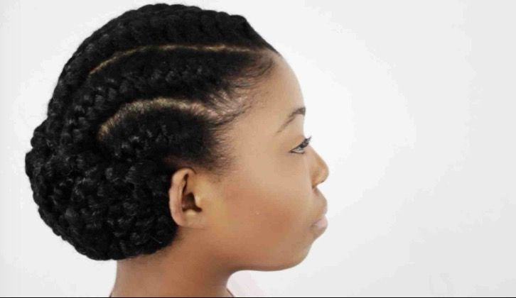 breaded hair styles 18 best breaded hair styles images on braided 7594 | 8cc7a576a351f6929ee90f22d4f3279d hairstyle com braid hairstyles
