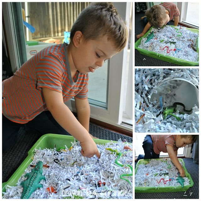When purchasing preschool furniture a sensory table should definitely be on your list. Sensory tables provide hours of educational entertainment for little ones. Depending on what you put in them they may get messy at times, but the learning gained from the sensory play the table offers will be well worth the mess.