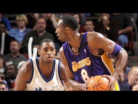 Kobe Bryant VS Tracy McGrady! Kobe 38 Points, T-Mac 38 Points | 11.27.02 - NBA News Videos