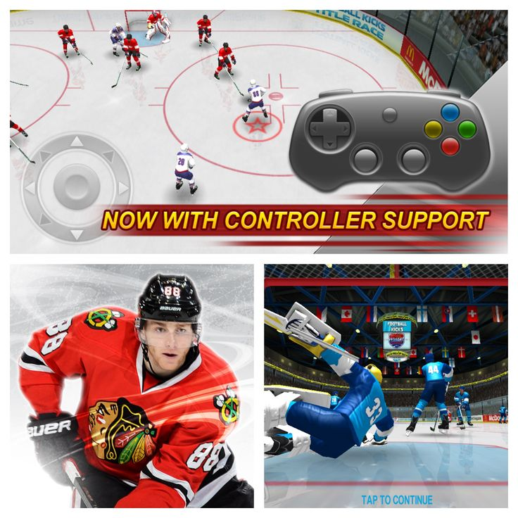 Kane is BACK IN THE GAME!  We've also just released an App Store update of Patrick Kane's Hockey Classic with CONTROLLER support.  Coincidence?  http://bit.ly/PKApple  #kaner #apple #app #store #mobile #video #games #hockey #ice #nhl #chicago #blackhawks #88 #win