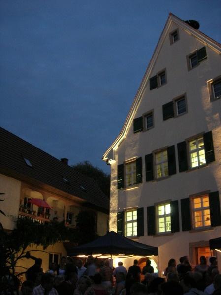 Jazz Wein und Kultur in Müllheim