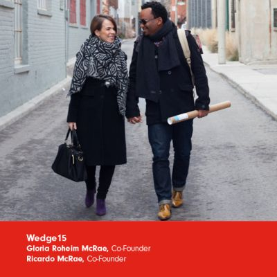 August 2015 Feature in @womenofinflnce ...  Although each started with their own business, Gloria and Ricardo quickly realized the benefits of working in collaboration, and they merged to create Wedge15. Since they co-founded the Toronto-based boutique consultancy five years ago, the husband-and-wife team has tackled  .... Read the full feature at:  http://www.womenofinfluence.ca/2015/08/26/co-gendered-leadership-is-advancing-business-these-ten-companies-prove-it/