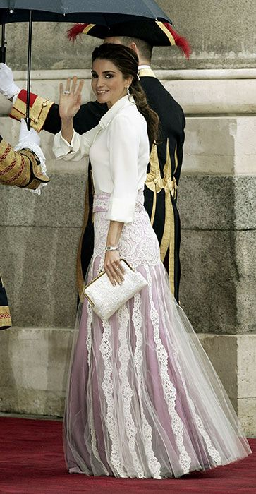 Prince Felipe and Princess Letizia's wedding - Photo 16 | Celebrity news in hellomagazine.com: