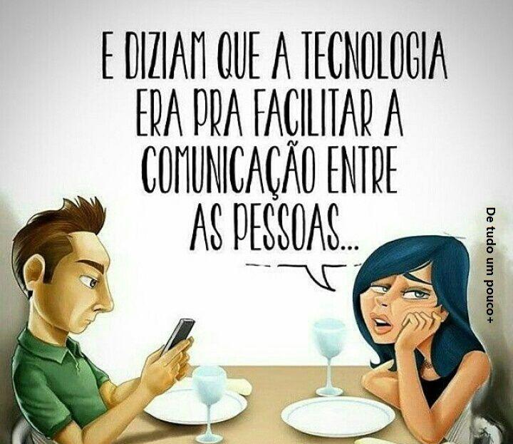 Comunicação é a arte de ser entendido...