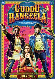 Watch Guddu Rangeela Hindi Movie Online Free without Downloading and Guddu Rangeela Movie HD Streaming links Available here on rofilMovies. You also Watch Bollywood More movies without downloading Free