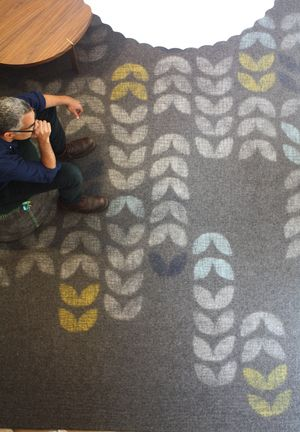 Peace Industry Is A San Francisco Based Rug Company That Specializes In  Modern Wool Felt Area Rugs.