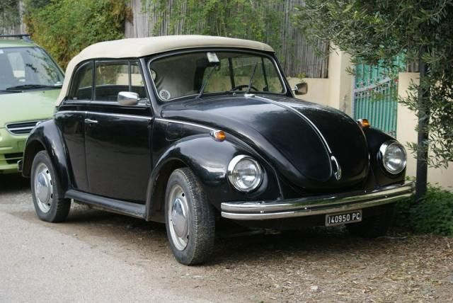 vw k fer cabrio 1969 autos cl sicos pinterest best. Black Bedroom Furniture Sets. Home Design Ideas