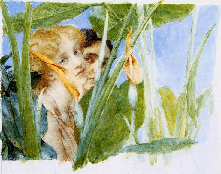 Ομορφιά στην άνθηση - ημιτελές (1911)