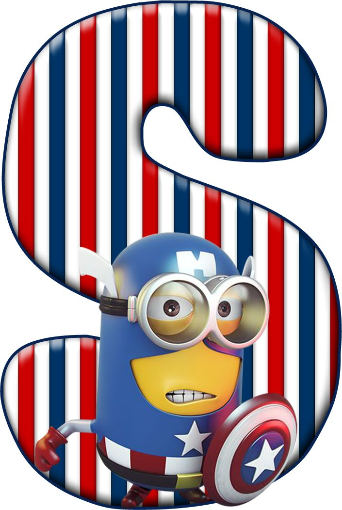 184 Best Abc Minion Opinion Images On Pinterest Minion