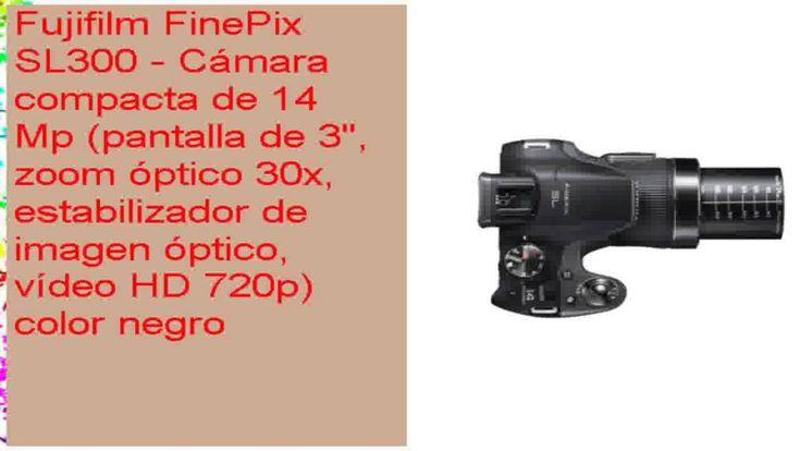 cool Fujifilm FinePix SL300  Cámara compacta de 14 Mp pantalla de 3 zoom óptico 30x estabilizador de Check more at http://gadgetsnetworks.com/fujifilm-finepix-sl300-camara-compacta-de-14-mp-pantalla-de-3-zoom-optico-30x-estabilizador-de/