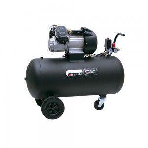 SIP Airmate TN 3/50-D oil lubricated air compressor