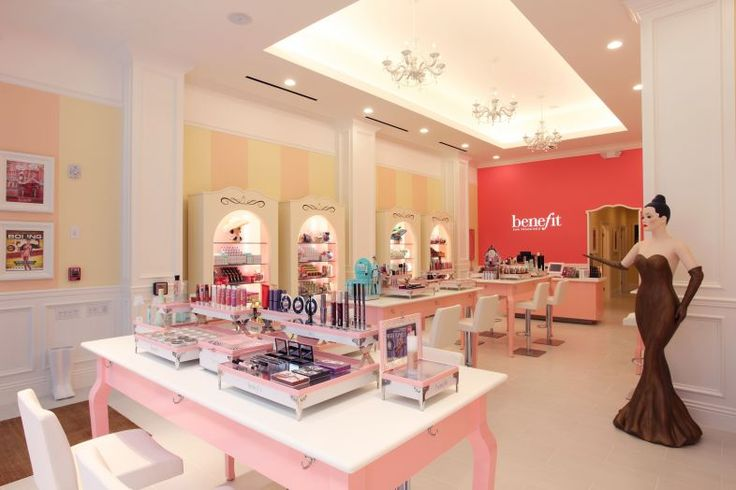 Boutique Benefit no Brasil http://www.vermaisdesign.com.br/boutique-benefit-no-brasil/lifestyle/