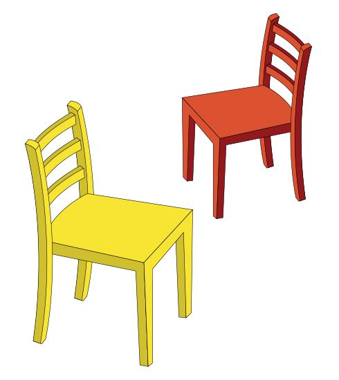 Hágalo Usted Mismo - ¿Cómo pintar sillas de madera?