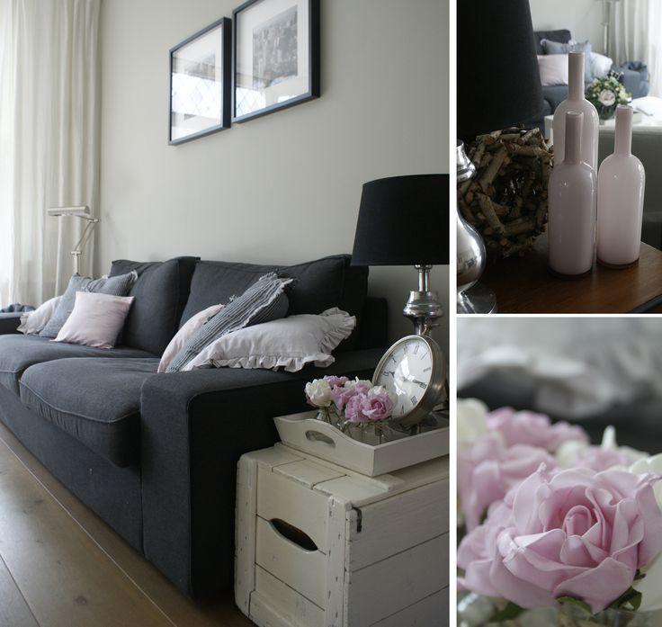 Kussens Woonkamer Design : Meer dan ideeën over woonkamer accenten op ...