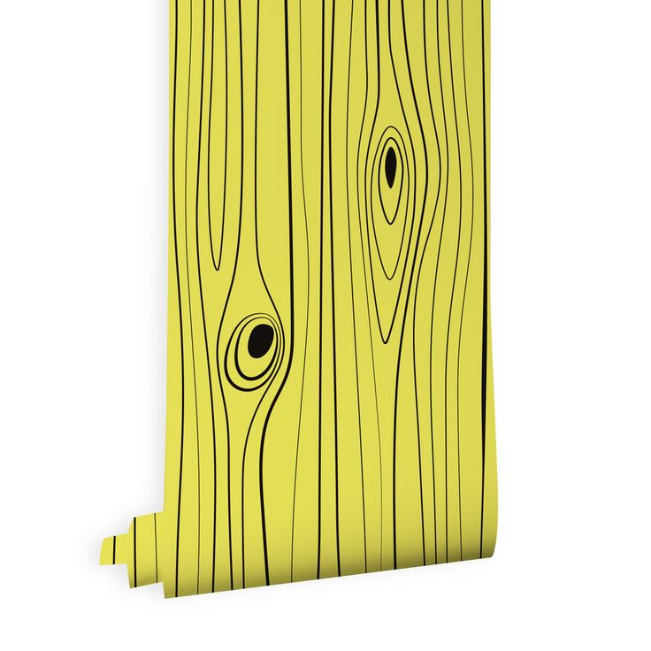 WOOD reproduces the textures and knots of wood with clean lines and a playful outcome.  We have designed the pattern so that it doesn't needs edge matching, meaning you cut and paste continuously from one drop to the next. No waste and no matching difficulties. We thought about this colour especially for public spaces, backgrounds, shops and bars, or for a special feature wall for playrooms or kid's spaces.  Digitally printed on high quality non-woven wallpaper.