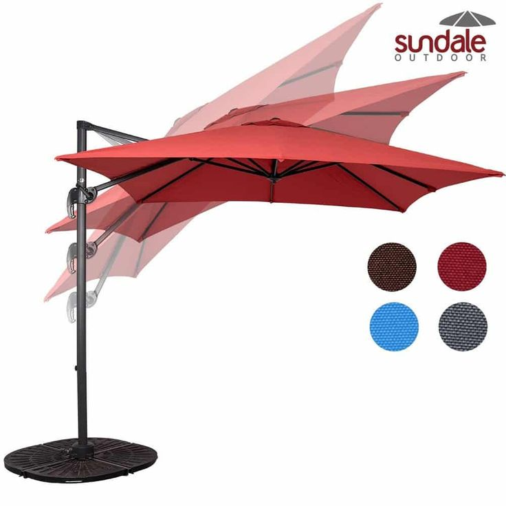 Offset Patio Umbrellas Have Made Life More Convenient And Enjoyable. You No  Longer Have To Erect An Expensive Or Bulky Structure To Shade You From The  Sun.