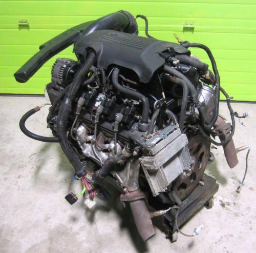 03 04 Chevy Silverado GMC Sierra Complete Drop Out 5.3 Engine LM7 285 HP LS LSx