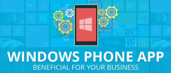 Windows phone apps gives a convenient way to complete tasks and make it simple for the users. Developing windows apps for your business pays you off in every way and is very beneficial.