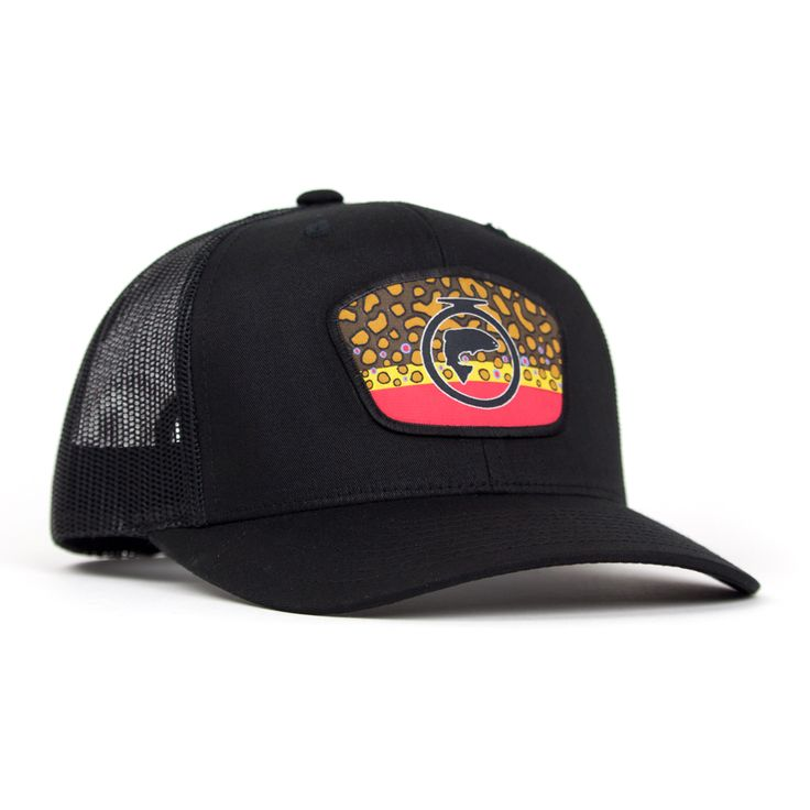 7 best new age fly fishing style images on pinterest for Fishing trucker hats