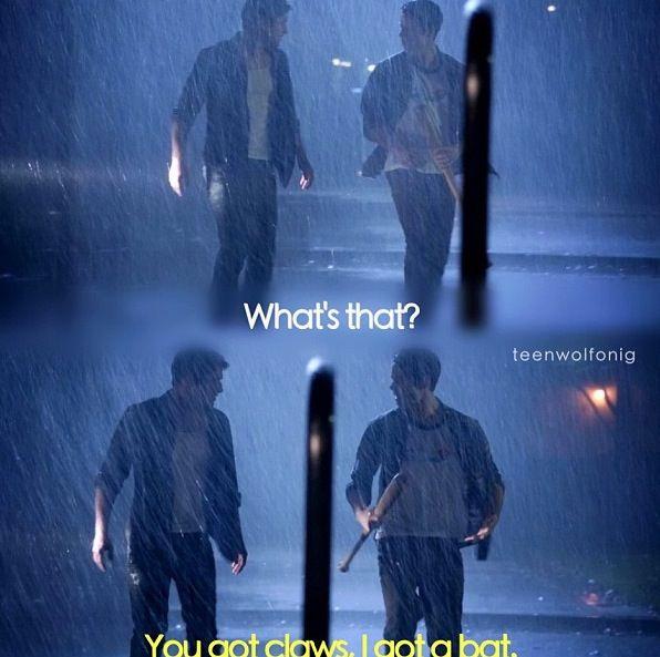 Teen Wolf- Stiles & Scott (Dylan O'Brien & Tyler Posey)