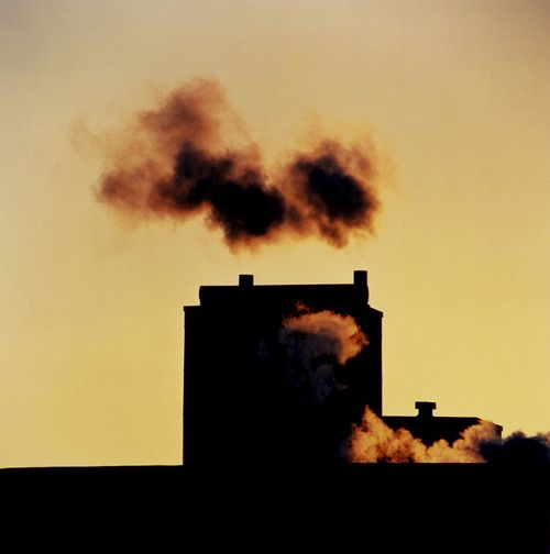 John Pfahl - Smoke Series (1988-99)