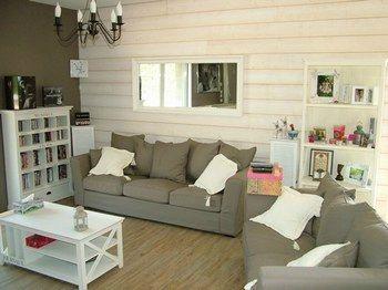 36 best veranda images on pinterest home design home for Deco sejour lambris