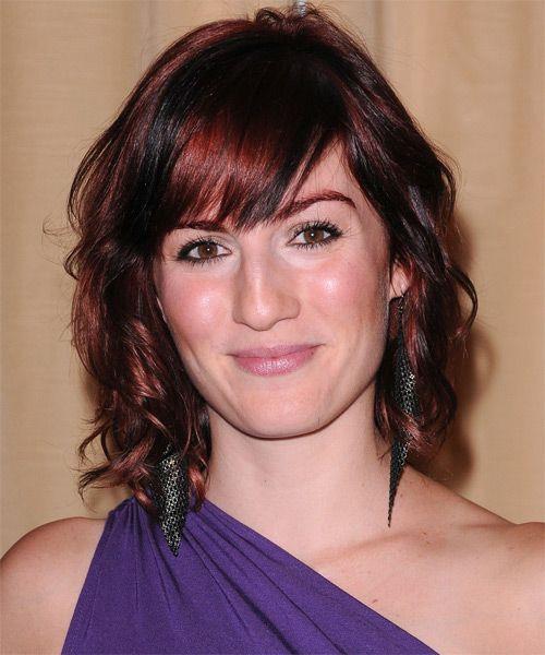 Alison Haislip -  Hairstyle