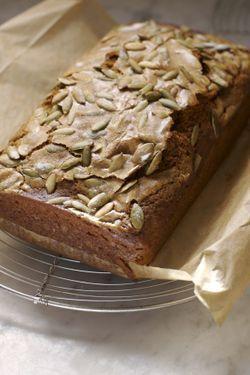 Tartine's Pumpkin Tea Cake | sweet treats | Pinterest