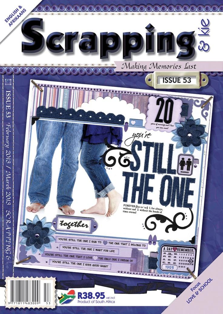 Issue 53 - www.facebook.com/scrappingmagazine