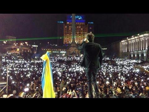 Океан Ельзи, концерт на Євромайдані | Okean Elzy concert at Euromaidan