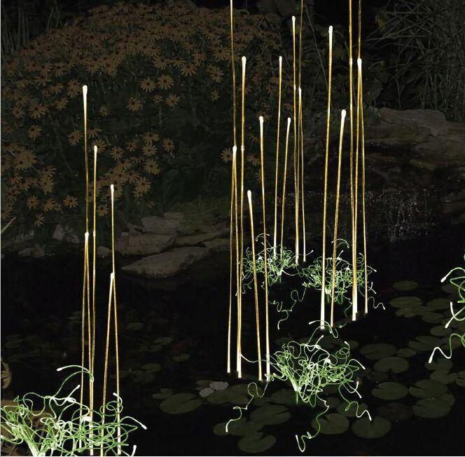 Outdoor Garden Lighting Optic Fiber Pinterest