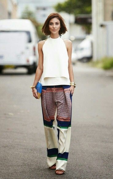Lovely casual summer fashion