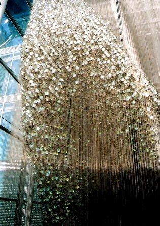 Bleigiessen Sculpture By Thomas Heatherwick At The