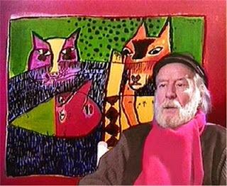 CORNEILLE Pierre (Belgian 1922 - 2010)Guillaume Cornelis Beverloo - COBRA ART MOVEMENT-