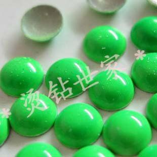 Neon Hotfix 750pcs Octagon Rhinestuds Many Colors Iron on Metal Studs Faceted Loose 2MM 3MM 4MM 5MM