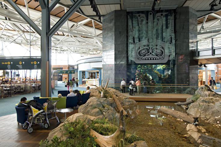 Международный аэропорт Ванкувер назван лучшим в мире, ванкувер город, ванкувер аэропорт,Ванкувер Канада