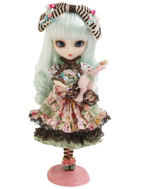 95 best images about j dolls and pullip on pinterest for Alice du jardin pullip
