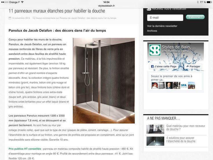 37 best Papiers peints et Ambiances images on Pinterest Wall - installer une vmc dans un appartement